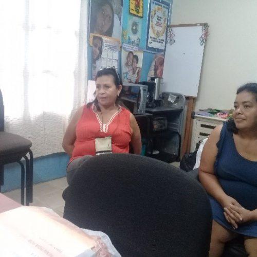 Socializacion del Proyecto Casa Refugio Ixchel Mes de Diciembre, 2017