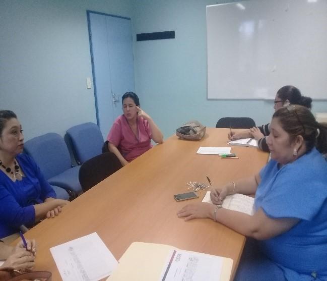 Socializacion del Proyecto Hospital Integrado de Tela Mes de Enero, 2018
